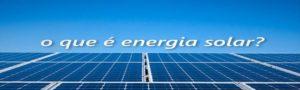 como limpar placa solar